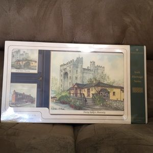 Irish Heritage placemats and coasters